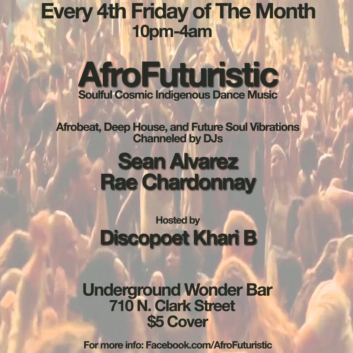 Friday May 27th: AfroFuturistic