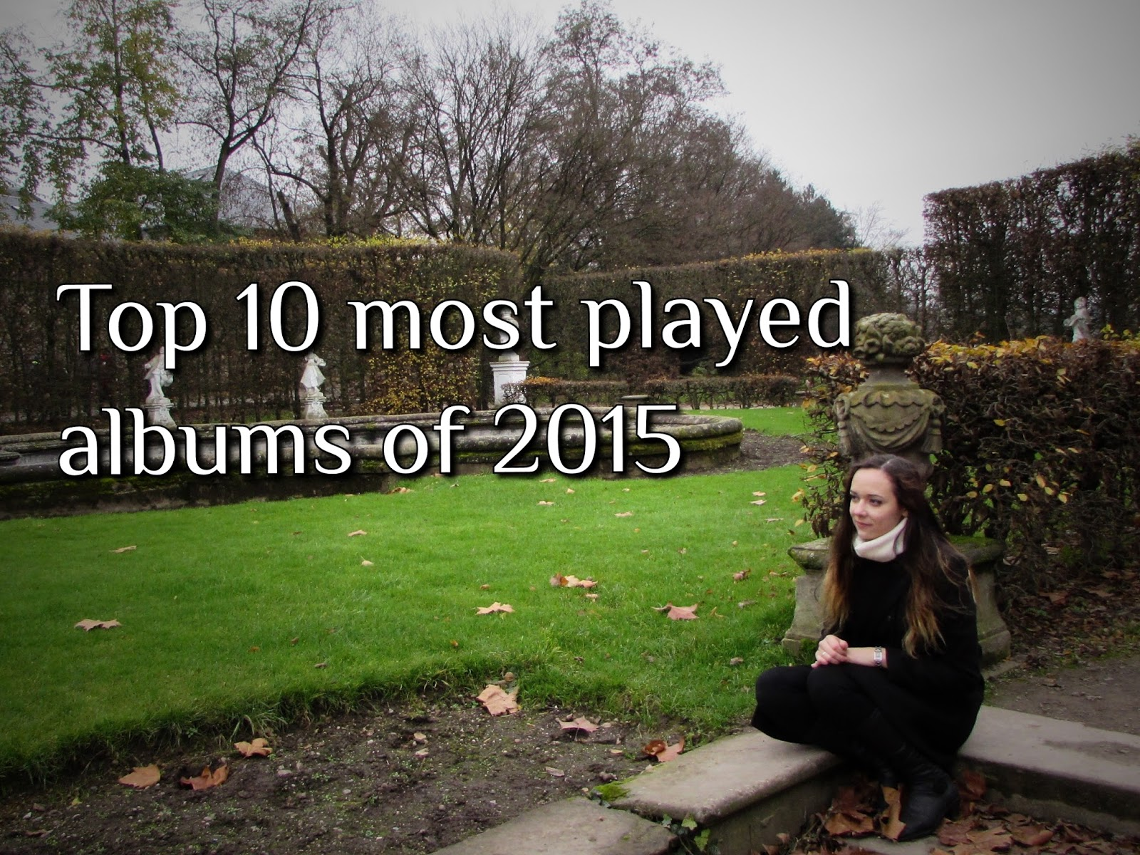 Top 10 most played albums of 2015