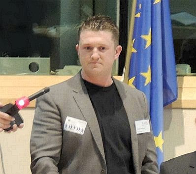 Brussels 2012: Tommy Robinson #1