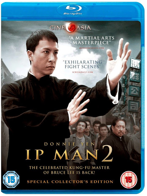 Ip Man 2 Legend of the Grandmaster 2010 Hindi Dubbed BRRip 300MB ESUB