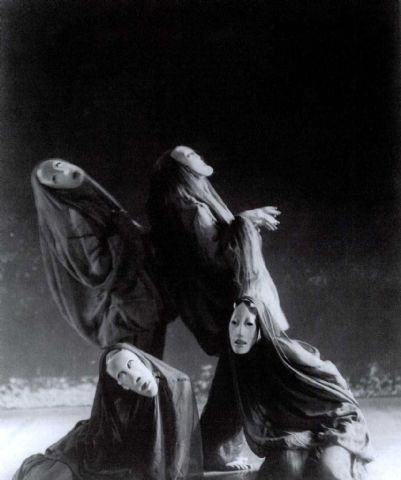 Mary Wigman Danza Another Scene From Mary Wigman