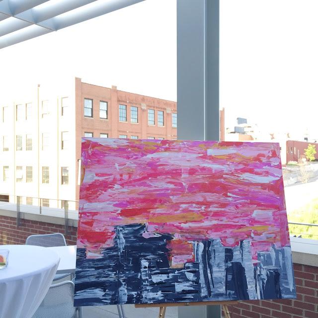 Visions GR, Grand Rapids, Downtown Market, Brush Studio
