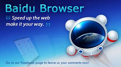 Baidu Browser Apk Gratis- Navegador rápido, ligero y gratis android