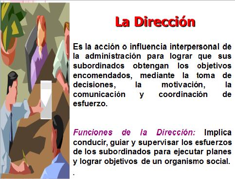 Administraci n en trabajo social analy v squez direcci n for Importancia de la oficina