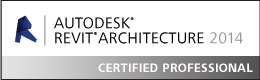 Autodesk Revit Architecture 2014 Certified Professional