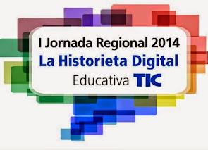 I Jornada Regional 2014 La Historieta Digital Educativa TIC