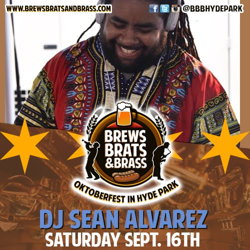 Saturday 9/16: Brews Brats & Brass