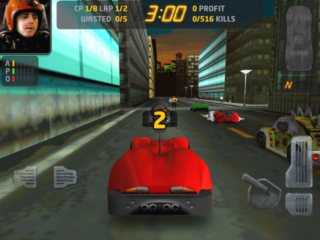 Carmageddon screenshoot 2