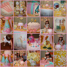 Vintage Spring Chicken 4th Birthday