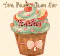 Imagen personalizada octava participante tea party
