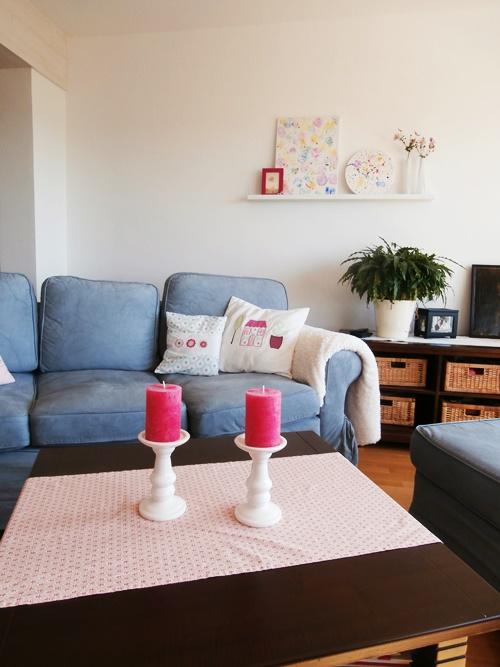 Wohnzimmer Interior Dekoration