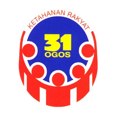 Erapiksel Logo Dan Tema Hari Merdeka Malaysia Tahun 1976 Hingga 2012