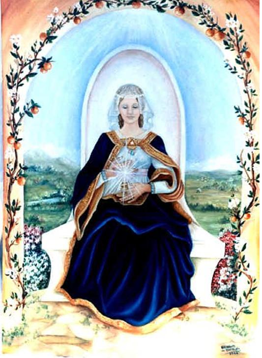 N Senhora - Mãe Rainha
