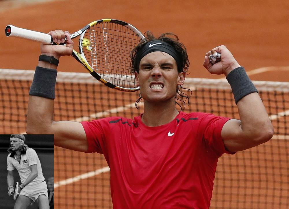 TIMELESS TENNIS: Making History: The 2012 Roland Garros ...