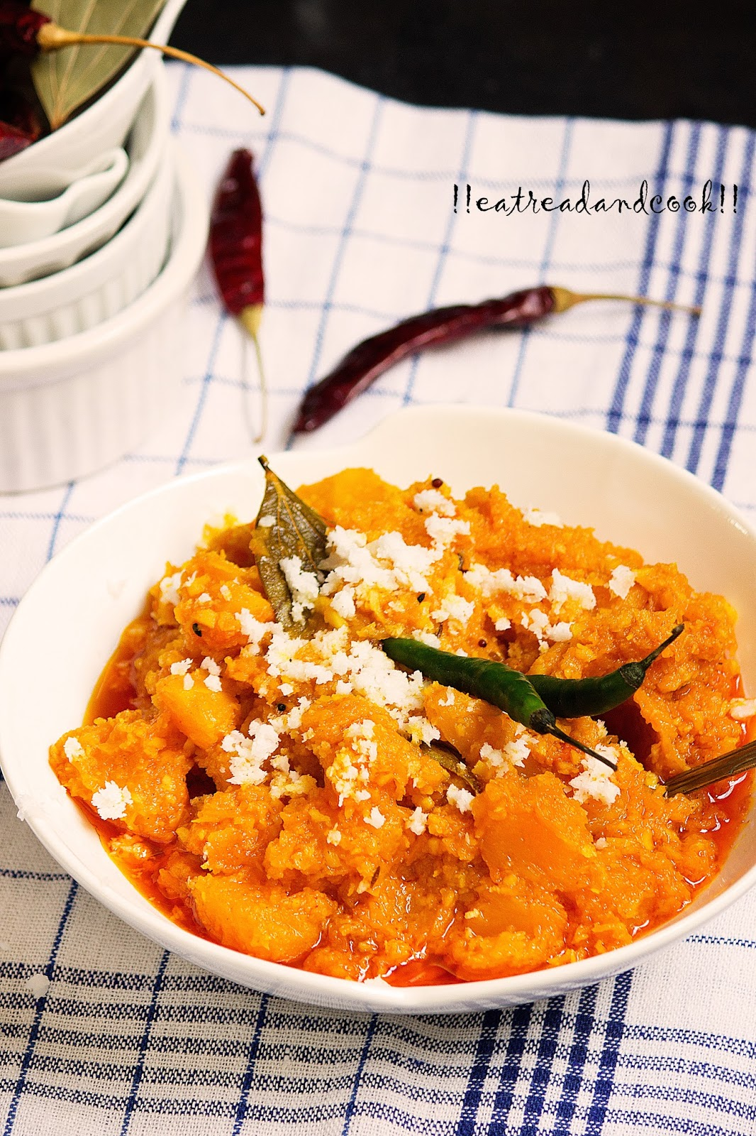 how to cook pumpkin pakistani style