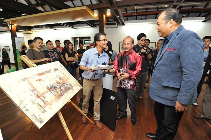 Bersama Dato' Mahadzir Lokman
