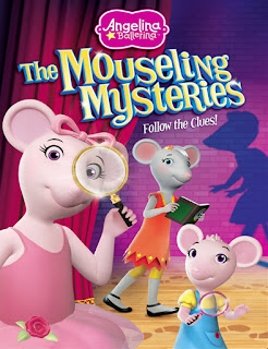 Angelina Ballerina: Mouseling Mysteries (2013) Online