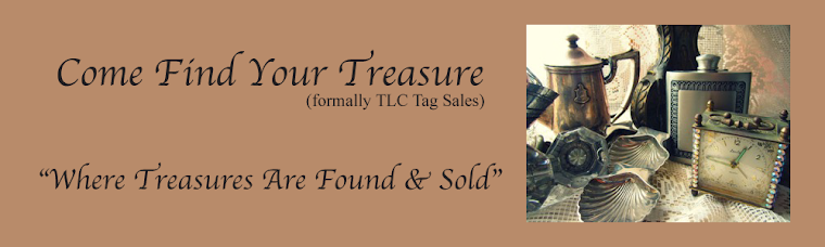 Come Find Your Treasure