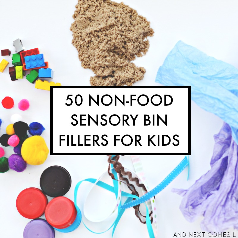 Lovely create your own house for kids 3 50 non food sensory bin fillers for - Design your own home for kids ...