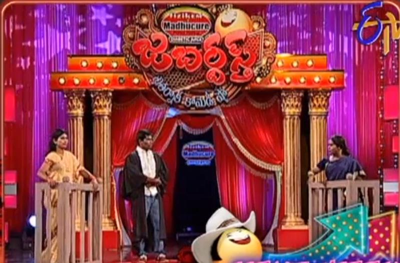 ETV Jabardast Comedy Show |Episode 9|4thApril 2013|