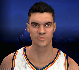 NBA 2K14 Steven Adams Cyberface Patch