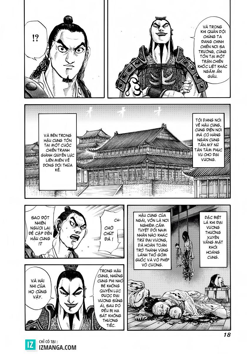Kingdom - Vương Giả Thiên Hạ Chapter 163 page 19 - IZTruyenTranh.com