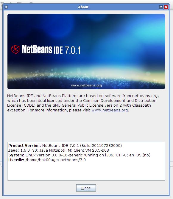 Mempercepat loading Netbeans