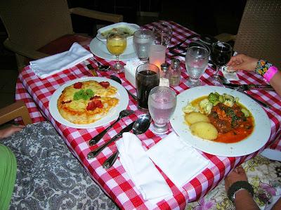 Restaurante Panamai, Hotel Royal Decameron Resort Panamá, round the world, La vuelta al mundo de Asun y Ricardo, mundoporlibre.com