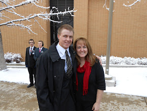Kyle and Julie at the MTC