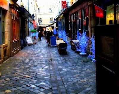 Rue des Deux-Portes - Une Nuit à Versailles