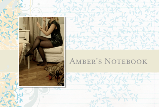 Amber's  Notebook
