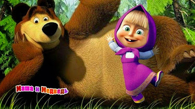 Tonton Video Lucu Masha & Bear Full Episode 1-50 New Update