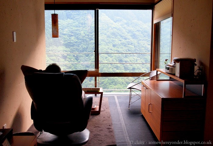 Honeymooning at Iya Onsen in Japan