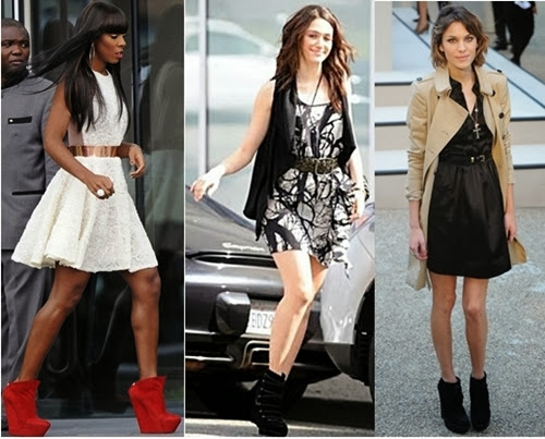 uk fashion what shoes to wear with skirt