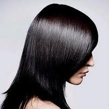Meluruskan Rambut Secara Alami