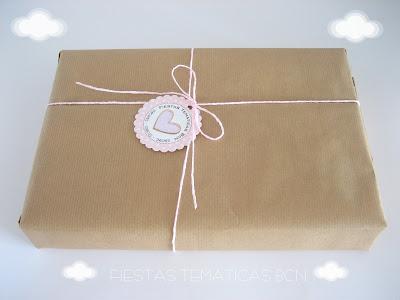 Caja de galletas decoradas