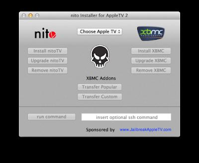 nitoTv installer