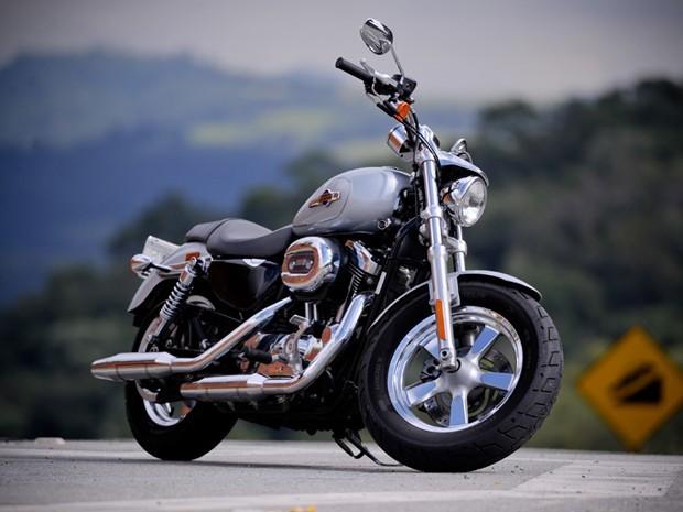 Harley Davidson Road King Estradeira