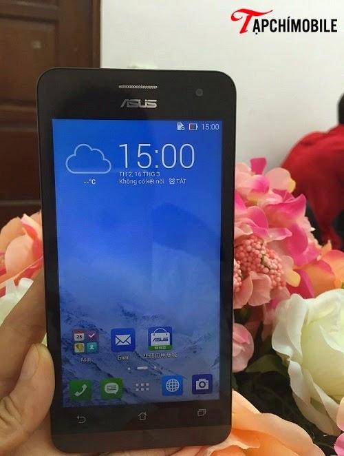 Asuss Zenfone 5 màn hình