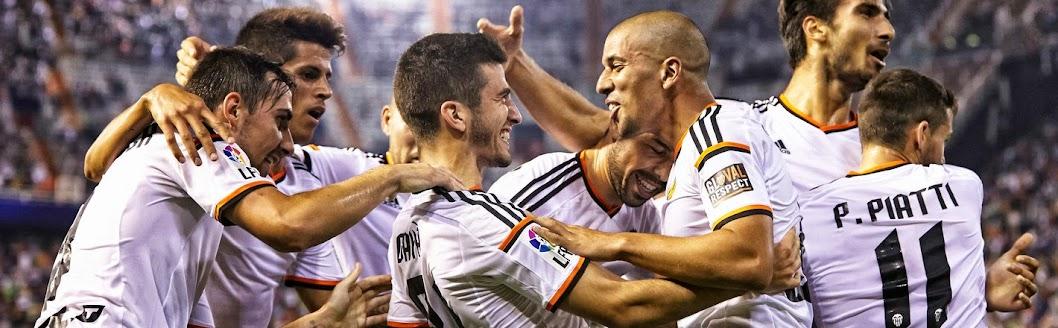 Valencia CF Greek Fans