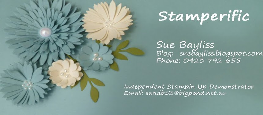 Stampin With Sue