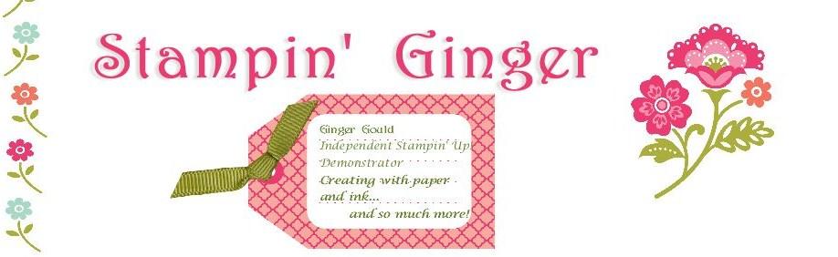 Stampin' Ginger