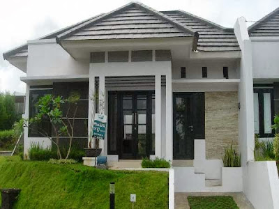 Konsep rumah minimalis type 45