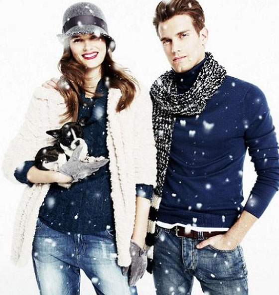 Women and men s clothing for christmas