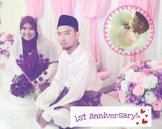 1st Anniversary♥