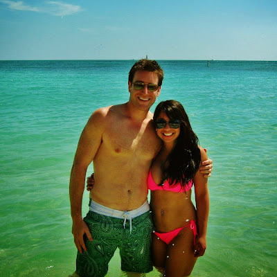 Ft. Zachary Taylor Beach Matt & Kristy - Key West, FL - Travel the East