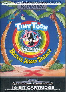 Tiny toon sega game