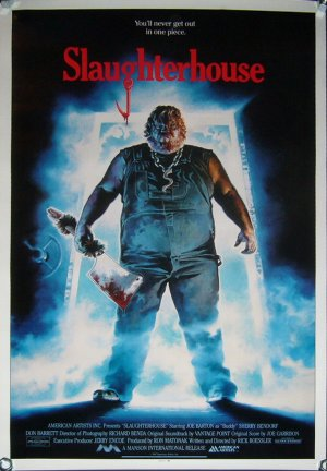 Gruesome Hertzogg Movie Review Podcast: Slaughterhouse ( 1987 )