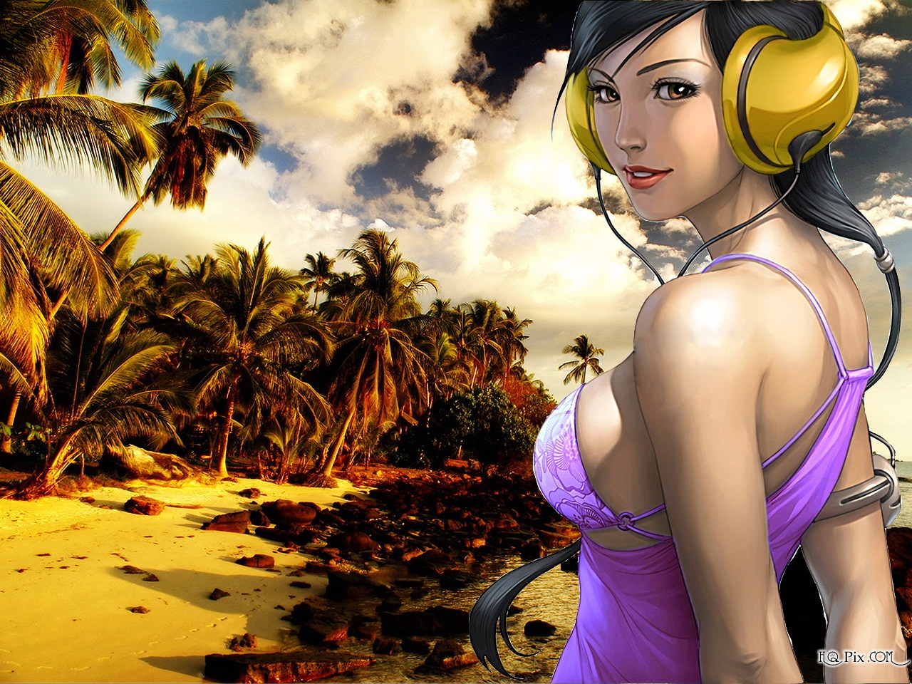 3d girls wallpapers world amazing wallpapers hot for Hot wallpapers world