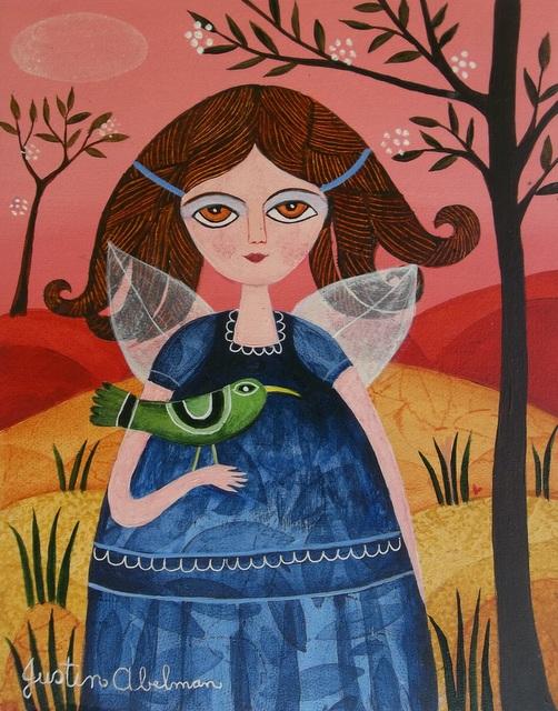The pregnant fairy